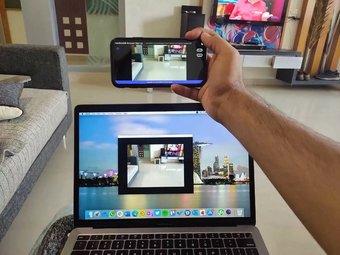 Telefon als Webcam verwenden