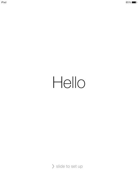 Downgrade-iOS8-auf-iOS7-Willkommensbildschirm