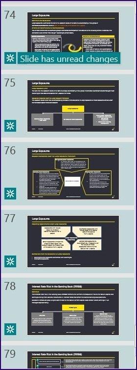 Verfolgen Sie Änderungen in Microsoft Powerpoint Schritt 13