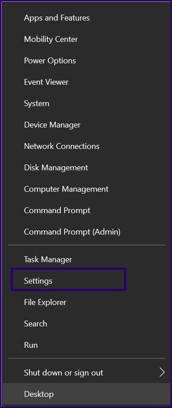 Löschen Sie alte Sicherungsdateien Windows 10 Schritt 3