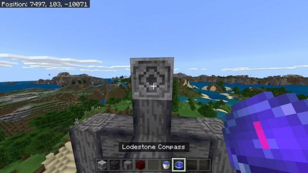 Minecraft-Lodestone