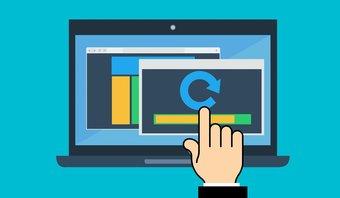 Schließen Sie eingefrorene Apps auf dem Windows 10-Funktionsbild