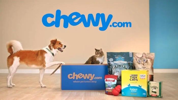Online-Shops, die Lockout Chewy . liefern