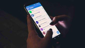 Stoppen Sie das Telegramm vom Speichern von Fotos und Videos