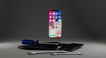 Wasserschaden am iPhone beheben