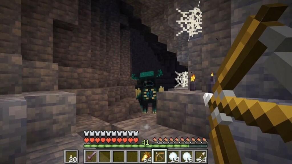 Wächter in Minecraft