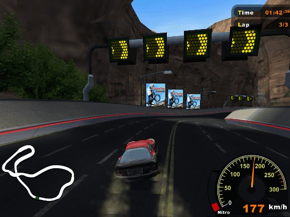 Racer-Screenshot