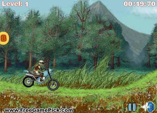 Nuclear Motocross-Screenshot