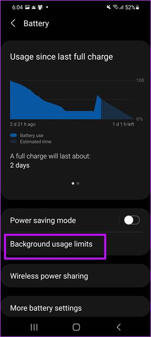 Top-Möglichkeiten, um Android 11-Benachrichtigungen zu beheben, die nicht funktionieren 8