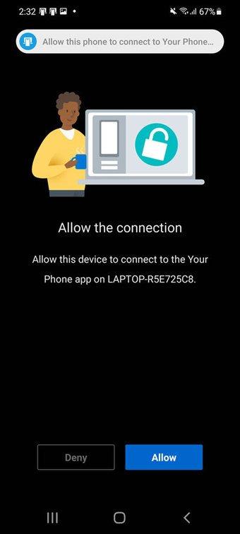 So synchronisieren Sie die Zwischenablage zwischen Samsung-Geräten und Windows-PC 4