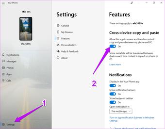 2 So synchronisieren Sie die Zwischenablage zwischen Samsung-Geräten und Windows-PC 3