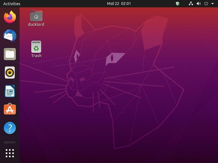 Ubuntu 2004 Review Aktualisierter Desktop