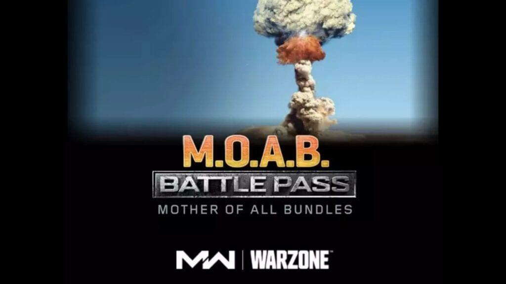 Call of Duty Warzone Moab Bundle