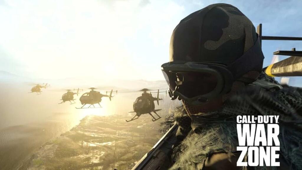 Call of Duty Warzone verbietet 500.000 Betrüger