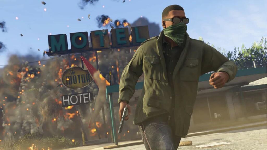Neues GTA 5-Leak bestätigt Einzelspieler-Datenübertragung zur nächsten Generation